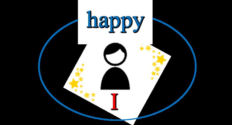 I am happyにおけるBEの本質は「私は幸せな状態に在る」
